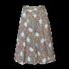 Finnkarelia, värikäs kukkahame - 34