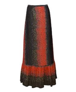 Boutique Lulu, kotimainen maksihame 70-luvulta - 36/38