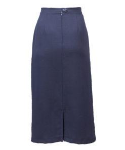 L-Collection, pitkä sininen kynähame - 40/42