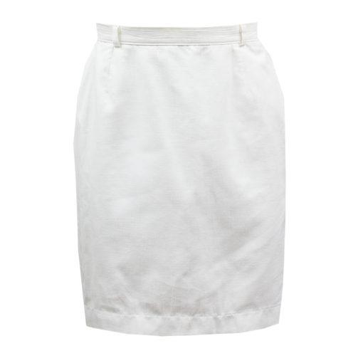 Pola, valkoinen pellavahame - 36