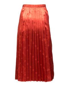 Amis Oy, punainen laskoshame - 42/44