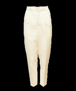 Ewald Oy, vaaleat silkkihousut - 34/36