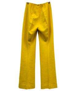Keltaiset housut 70-luvulta - 34/36