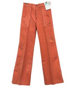 Jane & Jason, leveälahkeiset housut 70-luvulta - 32