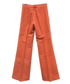 Jane & Jason, leveälahkeiset housut 70-luvulta - 34