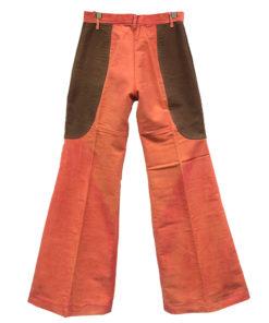 Jane & Jason, Flare Leg -housut 70-luvulta - 38