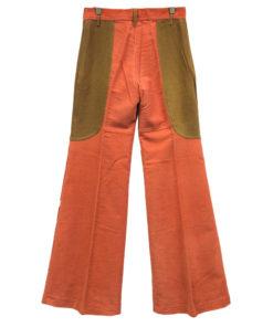 Jane & Jason, Flare Leg -housut 70-luvulta - 36