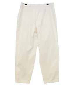 Finex, valkoiset puuvillahousut 90-luvulta - 40/42