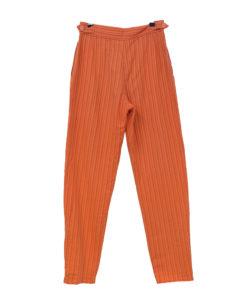 Falmer, oranssit puuvillahousut 80-luvulta - 36-40