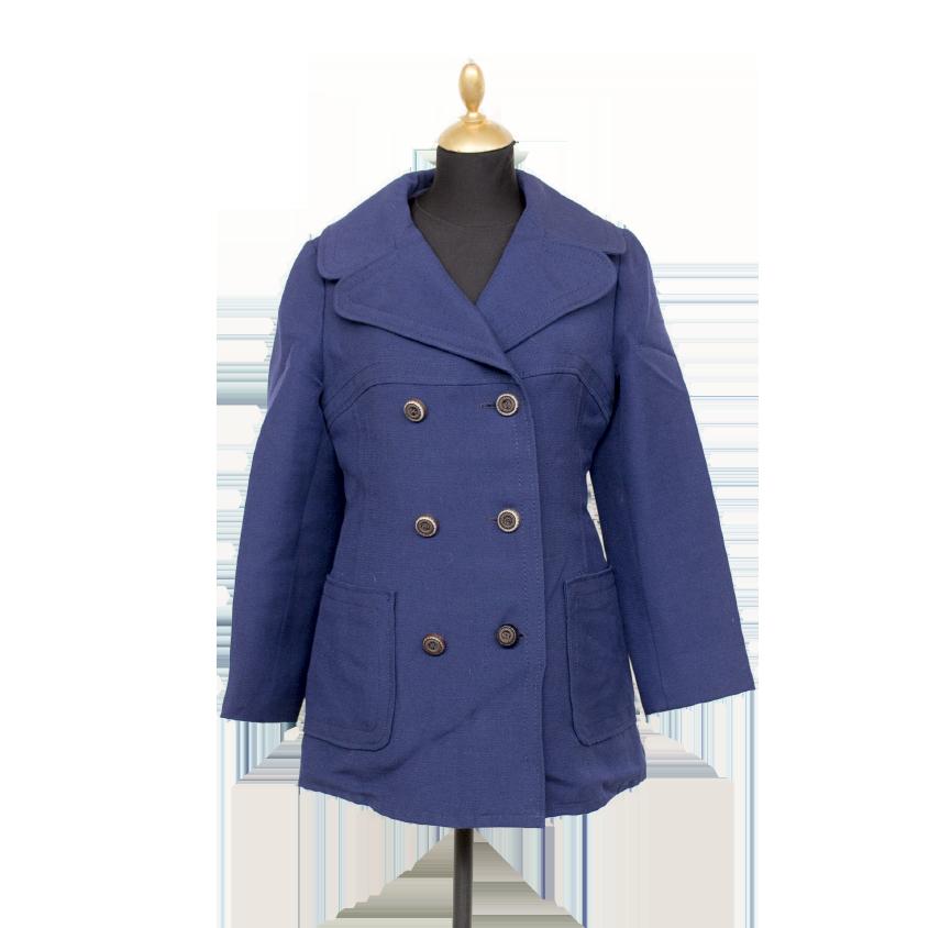 Piironen Oy, kotimainen sininen takki - 36/38