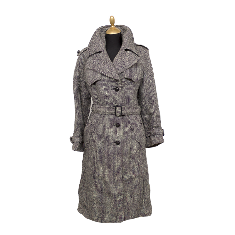 Dixi Coat, kotimainen villakangastakki - 36/38
