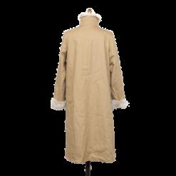 Master Coat, kotimainen beige talvitakki - 36/38