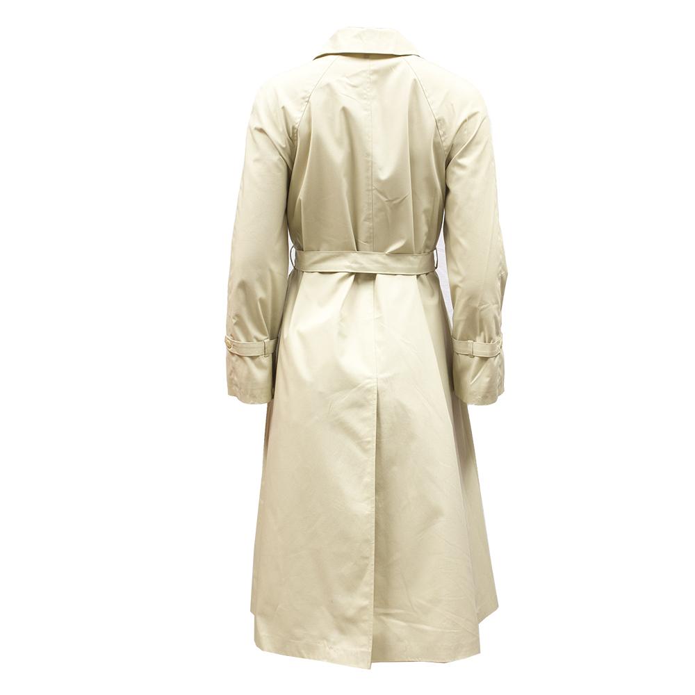 Dixi Coat, vaalea trenssitakki - 34/36