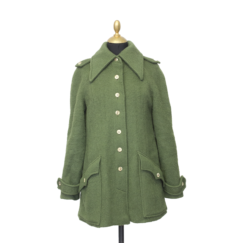 Dixi Coat, kotimainen villakangastakki - 36/38