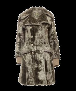 Dixi Coat, kotimainen tekoturkki - 34/36