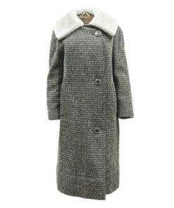 Eeva-takki, villakangastakki 60-luvulta - 40/42
