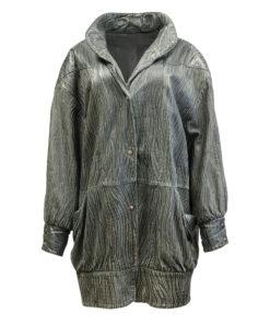 Norfur, kotimainen nahkatakki 80-luvulta - 42/44