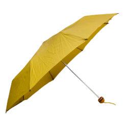 Derby, ruskea sateenvarjo 70-luvulta