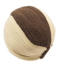 Ruskea-beige villaturbaani 70-luvulta