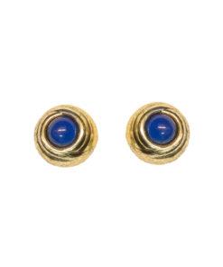 Fashion Earrings, sini-kultaiset korvakorut
