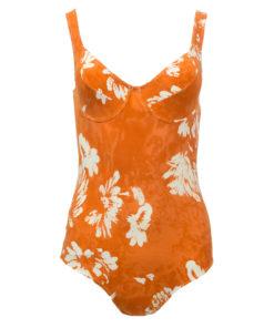 Vera Cruise, oranssi body 80-luvulta - 36/38