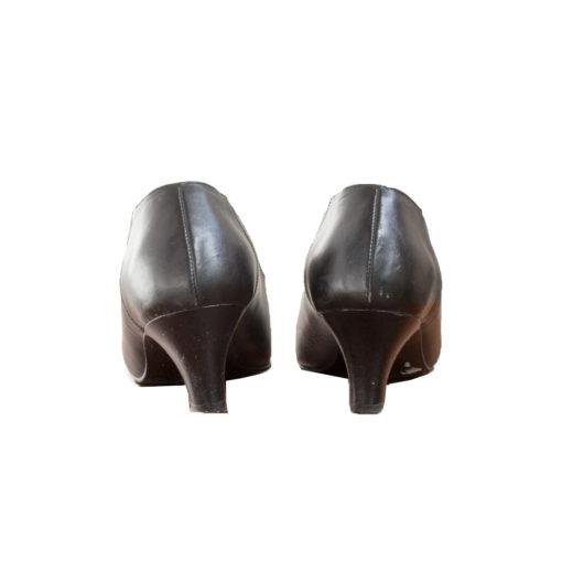 Ant Shoe, kotimaiset mustat avokkaat - 41