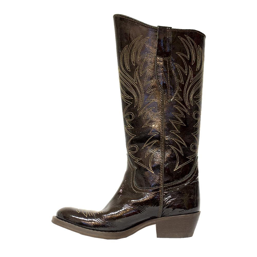 Italialaiset naisten cowboy bootsit - 36